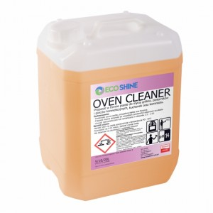 Eco Shine OVEN CLEANER pianka do mycia grillów, piekarników i pieców
