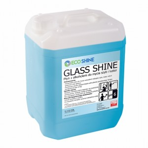 Eco Shine GLASS SHINE do mycia szyb, luster, okien