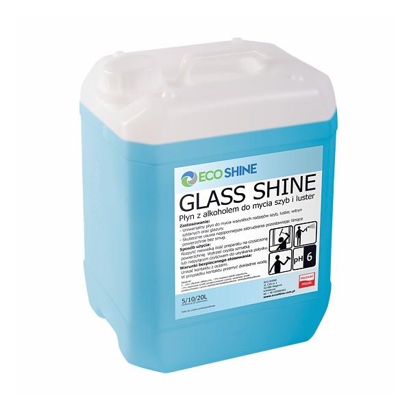 Eco Shine GLASS SHINE do mycia szyb, luster, okien