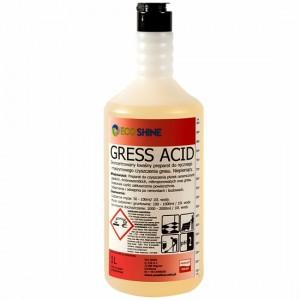 Eco Shine GRESS ACID do płytek, gressu, po remoncie 1L