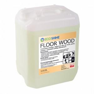 Eco Shine FLOOR WOOD 5L do mycia paneli, parkietu, podłóg drewnianych