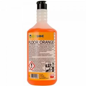 Eco Shine FLOOR ORANGE do podłóg - ręczne i maszynowe mycie, zapach mocno pomorańczowy, jak VOIGT