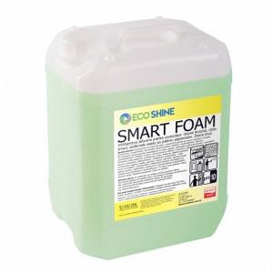 Eco Shine SMART FOAM 5L pianka czyszcząca. Usuwa tłuszcze, oleje, smary, zżółkniałe osady po paleniu papierosów.