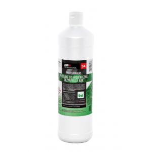 JAX 34 płyn do dezynfekcji rąk 80% alkoholu