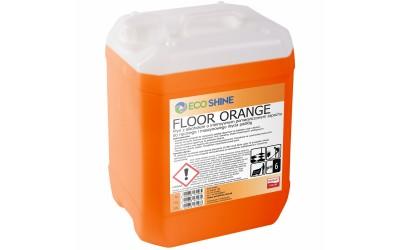 Floor Orange - mocno pomarańczowy płyn do podłóg