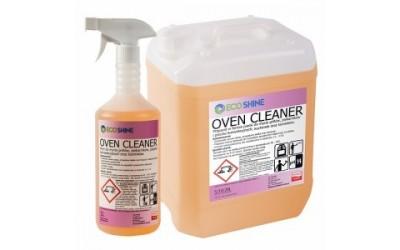 Oven Cleaner, niezwykle skuteczny płyn do czyszczenia piekarników.